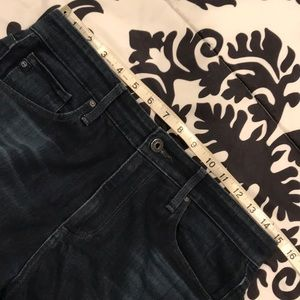 Ag Adriano Goldschmied Jeans - AG Adriano Goldschmied Farrah Skinny High Rise 28R